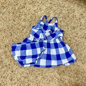 Carter's Sundress and Bloomers